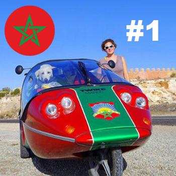 Team E-Pionnier Marokko