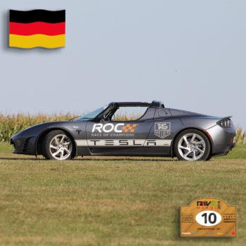10 Team Tesla Roadster (DE)