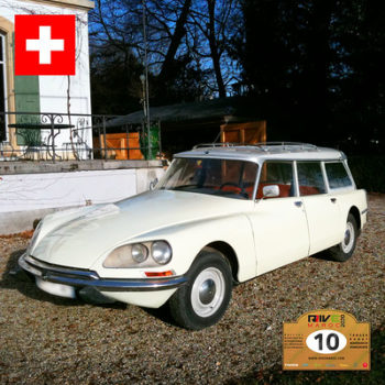 10 Team CITROEN DS (CH)